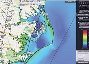 Better models of coastal storm surge are among  the reasons that HPC matters.